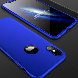 5 GKK Case For iPhone XS Max XR 360 Full Protection Cover Ring Holder Finger Grip 1
