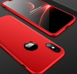 8 GKK Case For iPhone XS Max XR 360 Full Protection Cover Ring Holder Finger Grip