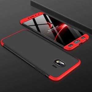 0 For Samsung J4 2018 J400F Case 360 Degree Full Protective case Full Protection Back Hard Cover 1