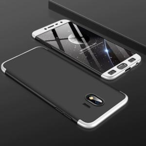1 For Samsung J4 2018 J400F Case 360 Degree Full Protective case Full Protection Back Hard Cover