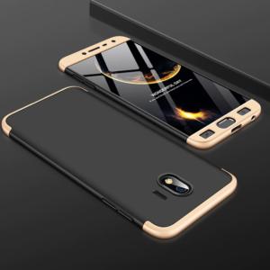 3 For Samsung J4 2018 J400F Case 360 Degree Full Protective case Full Protection Back Hard Cover