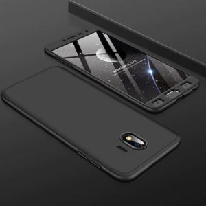 4 For Samsung J4 2018 J400F Case 360 Degree Full Protective case Full Protection Back Hard Cover