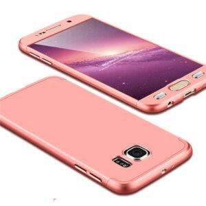 4 Luxury Hard Armor Case For Samsung Galaxy S6 S7 Edge G9200 G9250 Cover 360 Degree Full