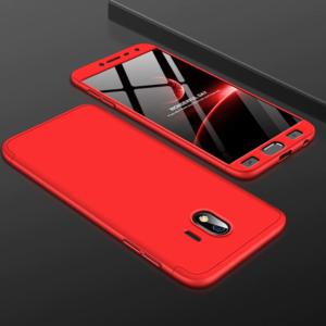 5 For Samsung J4 2018 J400F Case 360 Degree Full Protective case Full Protection Back Hard Cover