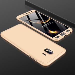 7 For Samsung J4 2018 J400F Case 360 Degree Full Protective case Full Protection Back Hard Cover