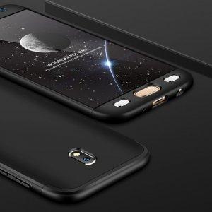 360-Degree-Full-Coverage-Case-For-Samsung-Galaxy-J5-2017-J530-Cover-Slim-Hard-Protection-Phone_Full black-min