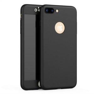 360 Full iPhone 7 Plus Black