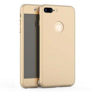 360 Full iPhone 7 Plus Gold