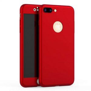 360 Full iPhone 7 Plus Red
