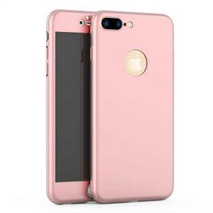 360 Full iPhone 7 Plus Rose Gold