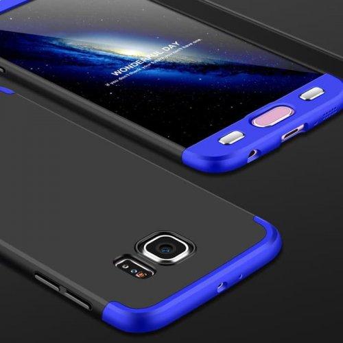 Armor-Full-Cover-Hard-Case-Samsung-Galaxy-S6-Black-List-Blue-compressor