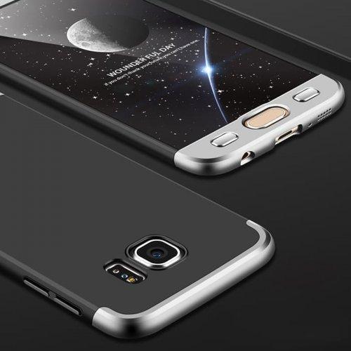 Armor-Full-Cover-Hard-Case-Samsung-Galaxy-S6-Black-List-Silver-compressor