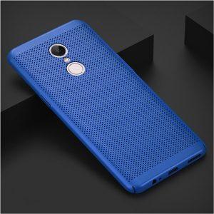 BONVAN-Heat-Dissipation-Cases-For-Xiaomi-Redmi-5-Plus-Full-Cover-Breathable-Matte-Shell-For-Xiaomi_Blue