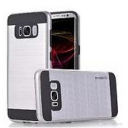 Back Case Verus Verge Steel Samsung S8 Silver