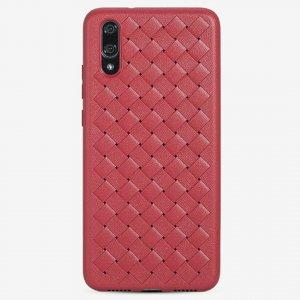 Back Case Woven Case Vivo V11 Pro Merah