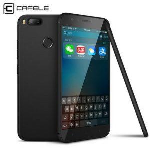Cafele Matte Case Xiaomi Mi A1 Black