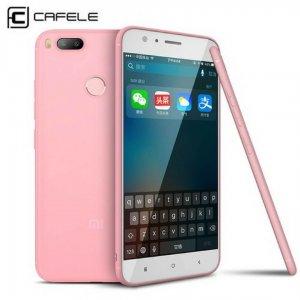 Cafele Matte Case Xiaomi Mi A1 Pink