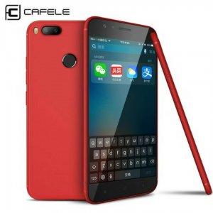 Cafele Matte Case Xiaomi Mi A1 Red