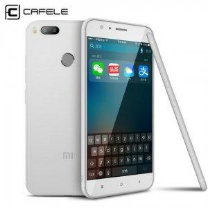 Cafele Matte Case Xiaomi Mi A1 White