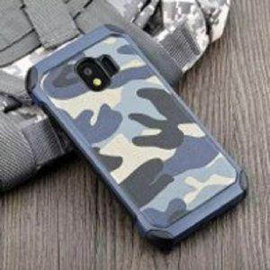 Case Army Samsung J4 2018 Blue 2