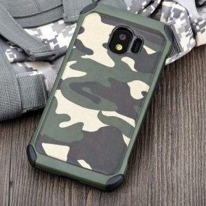 Case Army Samsung J4 2018 Green