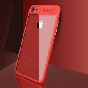 Case Auto Focus iPhone Merah