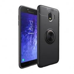 Case Invisible Ring Samsung J4 2018 Black