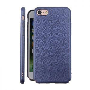 Case New Version PIXL For Iphone 78 Biru
