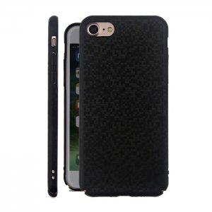 Case New Version PIXL For Iphone 78 Hitam