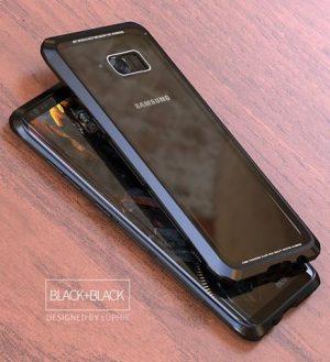 Case Sword Glass Blade Samsung S8 Black 2