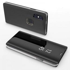 Clear-Mirror-Smart-Case-For-Redmi-Note-5-Pro-4X-5A-5-Plus-Note-4-4X_Black