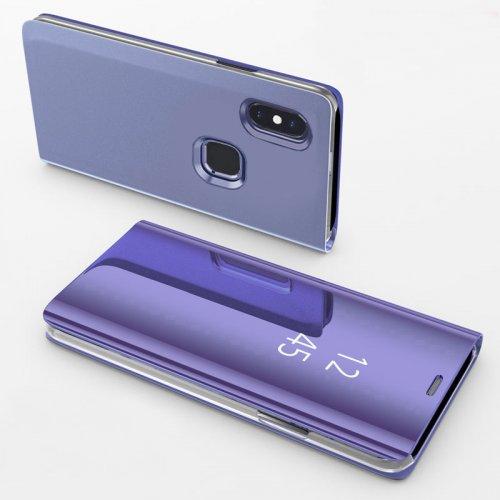 Clear-Mirror-Smart-Case-For-Redmi-Note-5-Pro-4X-5A-5-Plus-Note-4-4X_Blue Purple