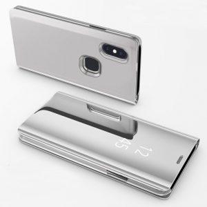 Clear-Mirror-Smart-Case-For-Redmi-Note-5-Pro-4X-5A-5-Plus-Note-4-4X_Silver