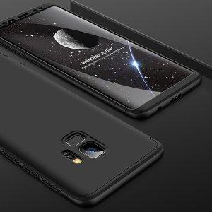 GKK-Original-Case-For-Samsung-Galaxy-S9-Case-Dual-Armor-360-Full-Protection-Hard-Hybrid-PC_Black