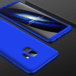 GKK-Original-Case-For-Samsung-Galaxy-S9-Case-Dual-Armor-360-Full-Protection-Hard-Hybrid-PC_Blue