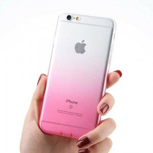 Gradient Transparan Pink