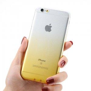 Gradient Transparan yellow