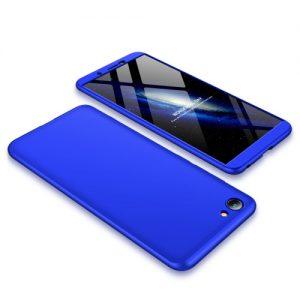 HYYGEDeal-Phone-GKK-3-in-1-360-Degree-Full-boby-Protection-Shockproof-case-cover-For-BBK_Blue