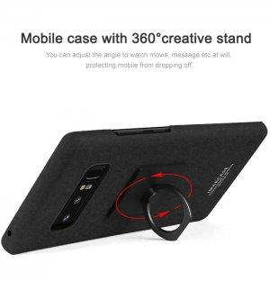 Imak Case Cowboy Samsung Galaxy Note 8 & Free Ring dan Hook b
