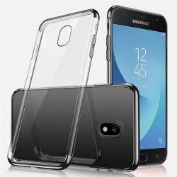 Koosuk-Back-Cover-For-Samsung-J3-J5-J7-Pro-2017-Plating-Soft-Case-J730-J530-J330_Black-min