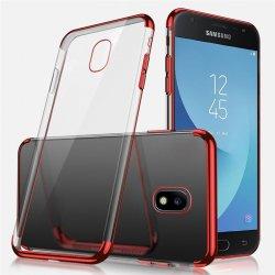 Koosuk-Back-Cover-For-Samsung-J3-J5-J7-Pro-2017-Plating-Soft-Case-J730-J530-J330_Red-min