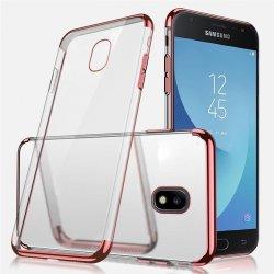 Koosuk-Back-Cover-For-Samsung-J3-J5-J7-Pro-2017-Plating-Soft-Case-J730-J530-J330_Rose Gold-min