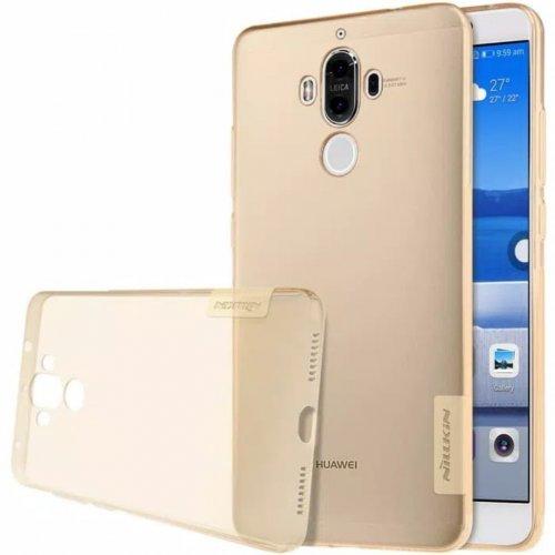 Nillkin Nature Series TPU Case for Huawei Mate 9 - Coklat-min