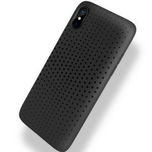 ROCK Dot Series TPU SoftCase Black