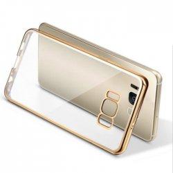 Shockroof Bumper Soft Samsung S8,S8+ Gold