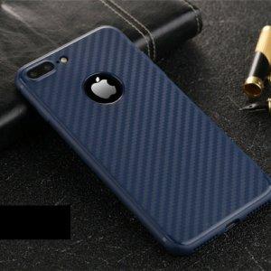 Soft Case Carbon Fiber Biru