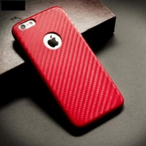 Soft Case Carbon Fiber Red