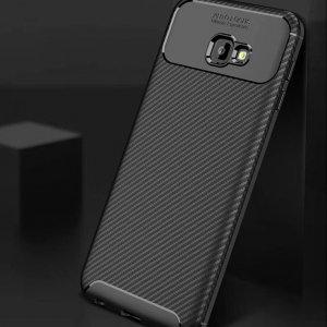 Softcase Carbon Autofocus Samsung J4 Plus a