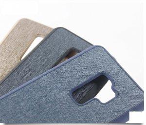 Softcase Jeans Canvas Premium Samsung S9 d