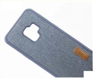 Softcase Jeans Canvas Premium Samsung S9 g